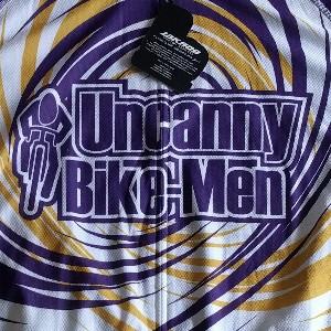 Uncanny Bike-Men