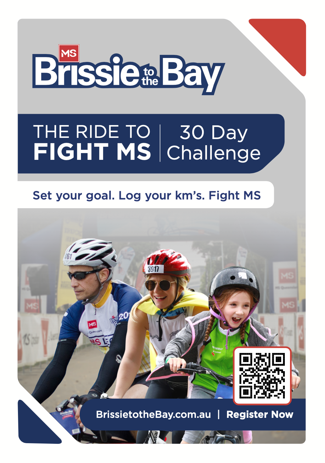 Brissie To The Bay Challenge